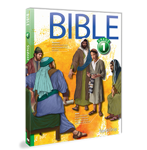 Bible: Grade 1, 3rd Edition, Student Textbook