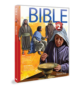 Bible: Grade 2, 3rd Edition, Student Textbook