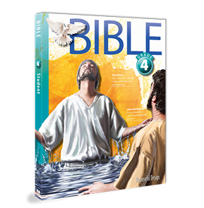 Bible: Grade 4, 3rd Edition, Student Textbook