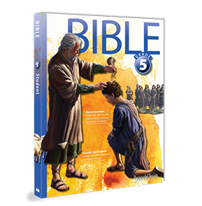 Bible: Grade 5, 3rd Edition, Student Textbook