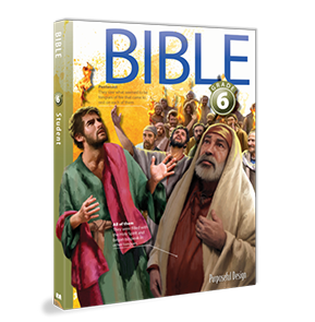 Bible: Grade 6, 3rd Edition, Student Textbook