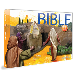 Bible: Early Education, 3rd Edition, Student Textbook