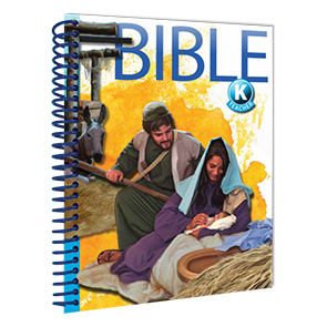 Bible: Kindergarten, 3rd Edition, Teacher Textbook
