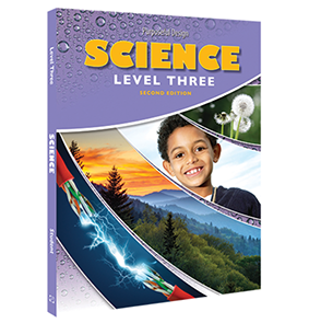 Science: Grade 3, Student Textbook