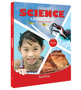 Science: Grade 4, Student Textbook
