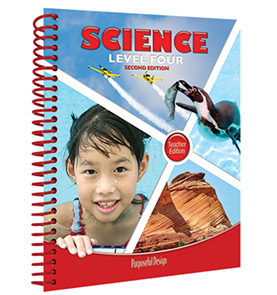 Science: Grade 4, Teacher Textbook