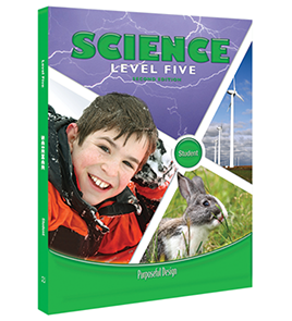 Science: Grade 5, Student Textbook