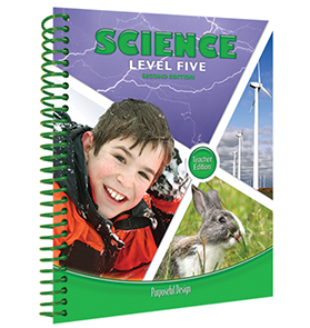 Science: Grade 5, Teacher Textbook
