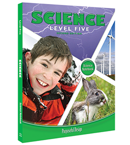 Science: Grade 5, Student Notebook