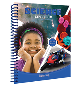 Science: Grade 6, Teacher Textbook
