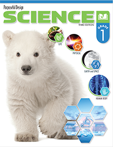 Science: Grade 1, Third Edition, Student Textbook