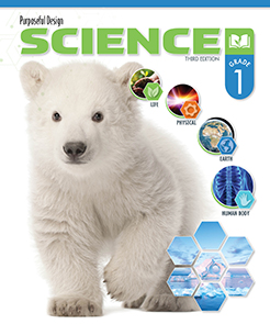 Science: Grade 1, Third Edition, Teacher Textbook