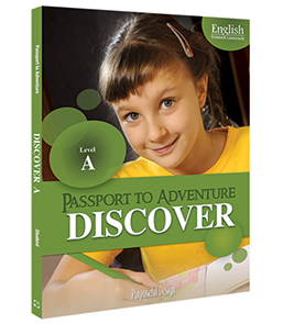 EFL: Passport to Adventure, Discover A, Ages 6–7, Student Textbook