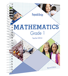 Math: Grade 1, Teacher Textbook (Second Edition)