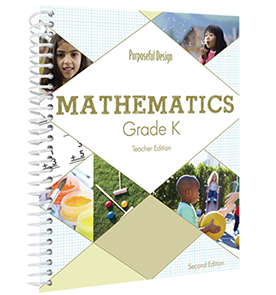 Math: Kindergarten, Teacher Textbook (Second Edition)