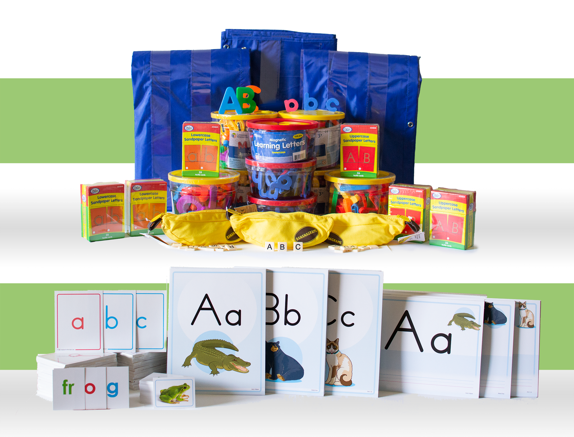 Language Arts Kit: Grades K-2