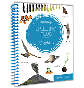 Spelling Plus: Grade 5, Teacher Textbook