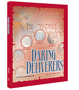 Bible: Daring Deliverers, Middle School, Student Textbook