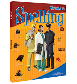 Spelling: Grade 2, Student Textbook - NO LONGER AVAILABLE