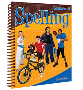 Spelling: Grade 6, Teacher Textbook