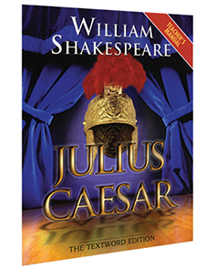 Literature: Julius Caesar, Teacher Textbook