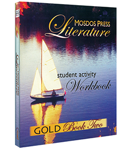 Literature: Gold, Grade 8, Student Textbook