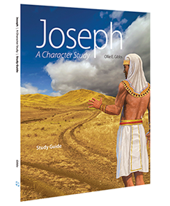 Bible: Joseph, A Character Study, Middle School, Student Textbook