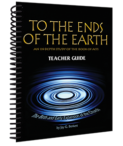 Bible: To the Ends of the Earth, Middle School, Teacher Textbook
