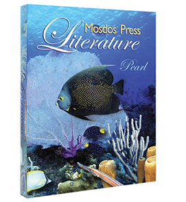 Literature: Pearl, Grade 6, Student Textbook